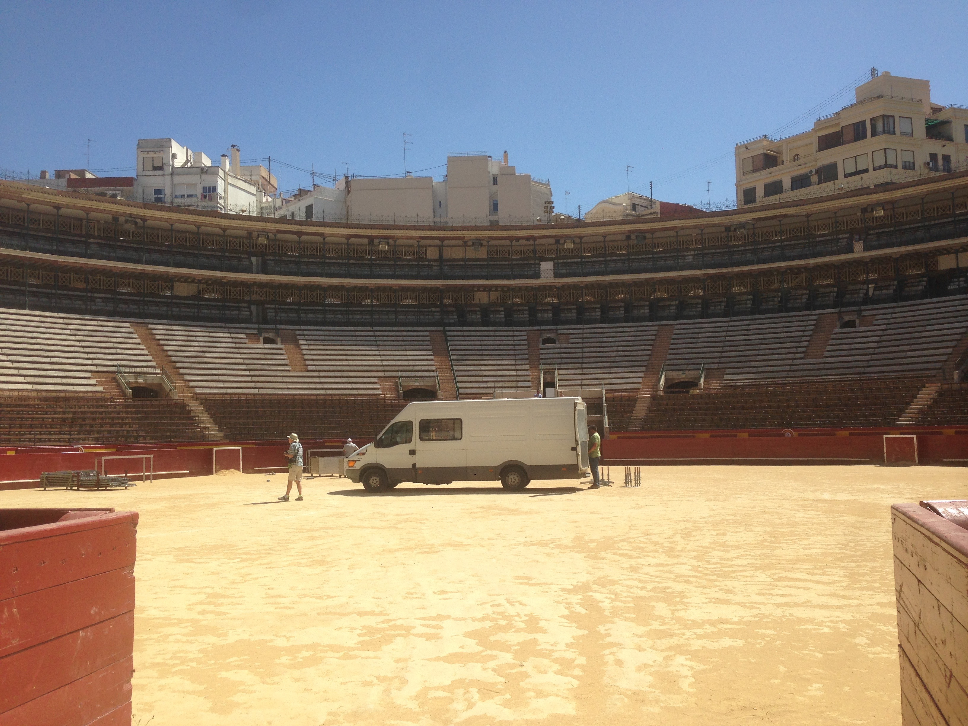 Mitin Plaza de Toros Elecciones Autonómicas mayo 2015