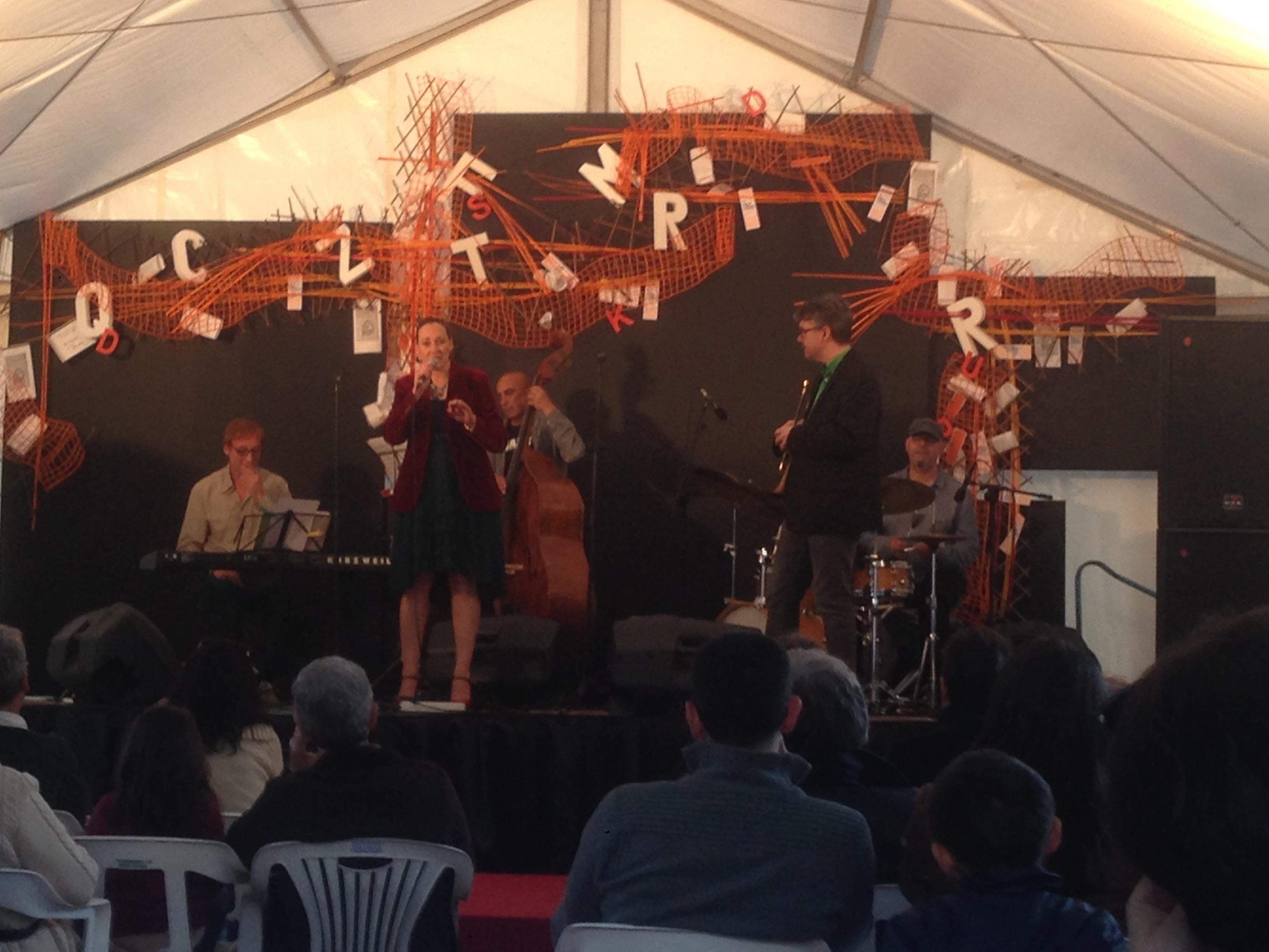 Sonorización Concierto David Pastor Benetusser 2015